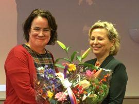 Ellen van Selm nieuwe voorzitter P10