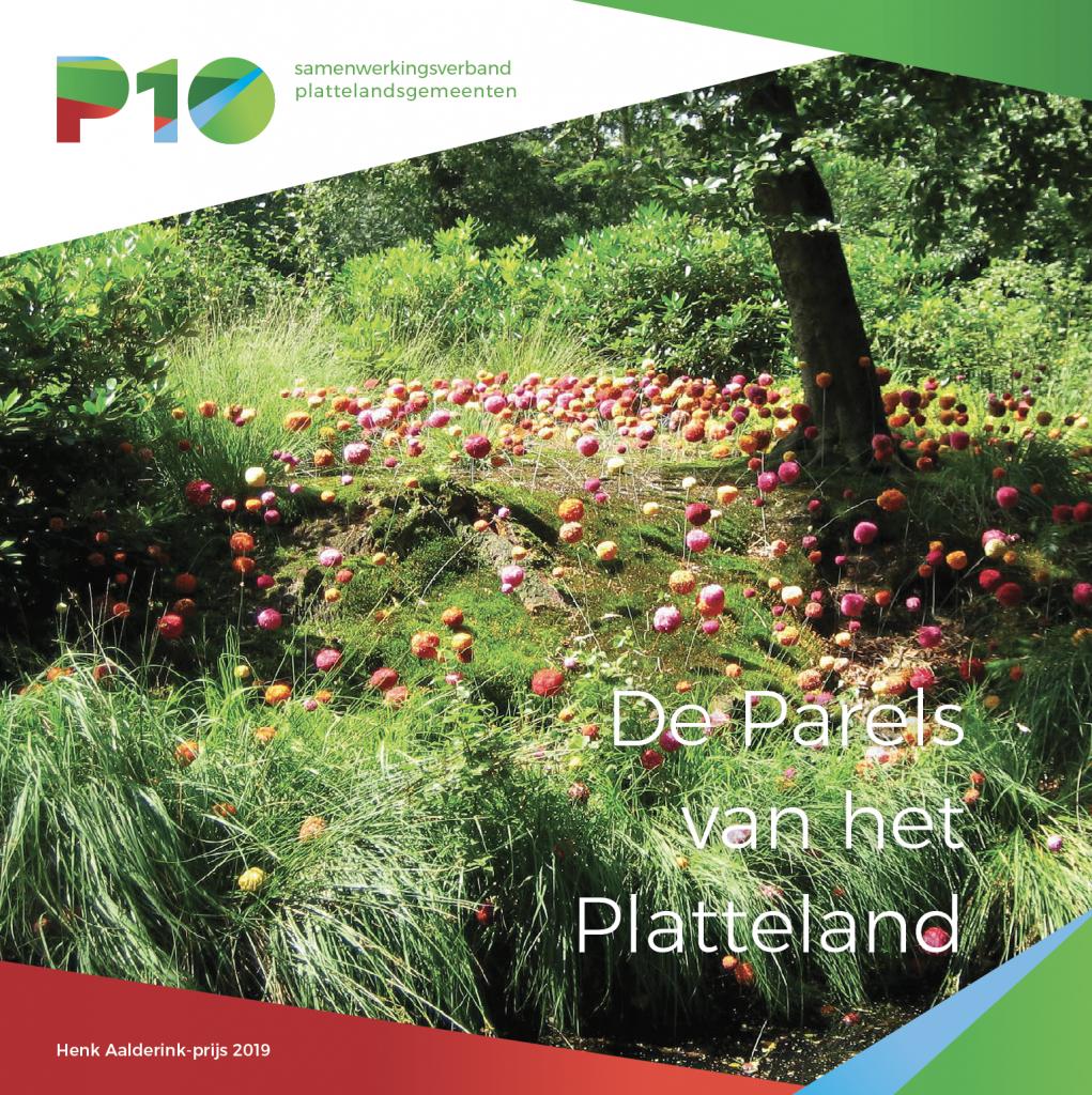 Boekje 'Parels van het Platteland'